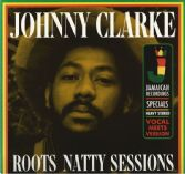 Johnny Clarke - Roots Natty Sessions (Jamaican Recordings) LP Coloured Vinyl